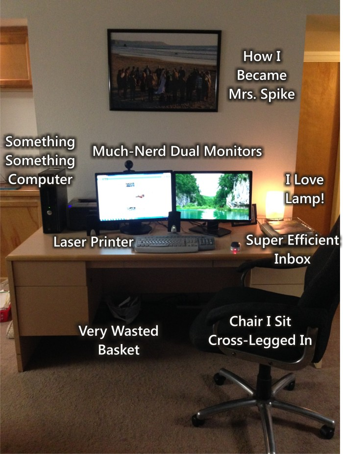 Annotated Home Space